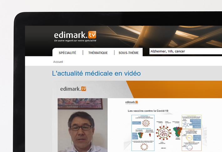Exemple Edimark TV