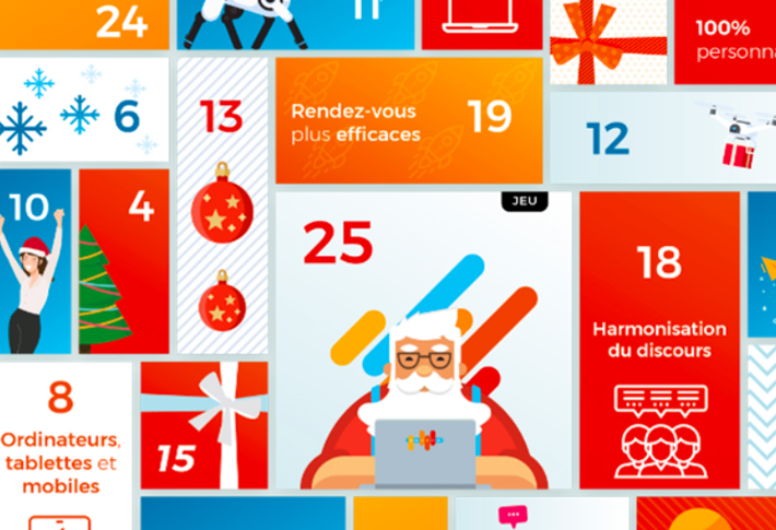 Exemple calendrier avent Modsho