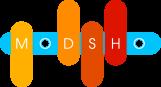 Logo Modsho application présentation commerciale