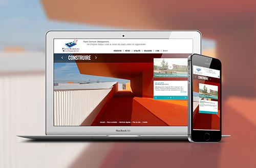 Exemple site web Sem Plaine