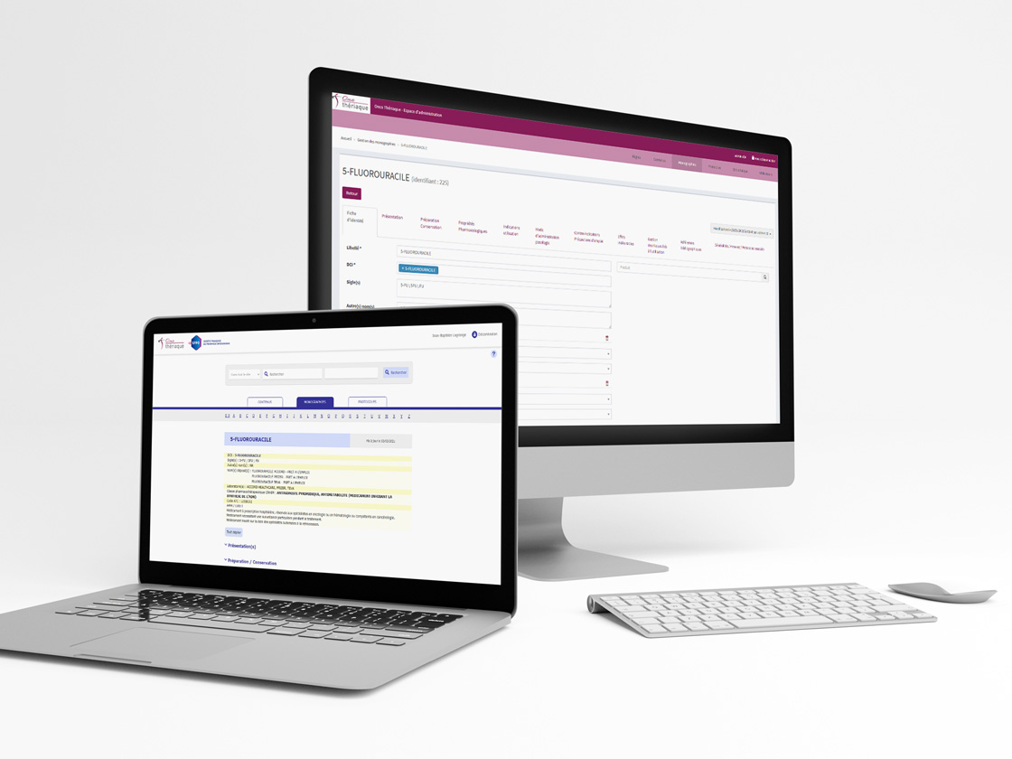 Plateforme web OncoThériaque