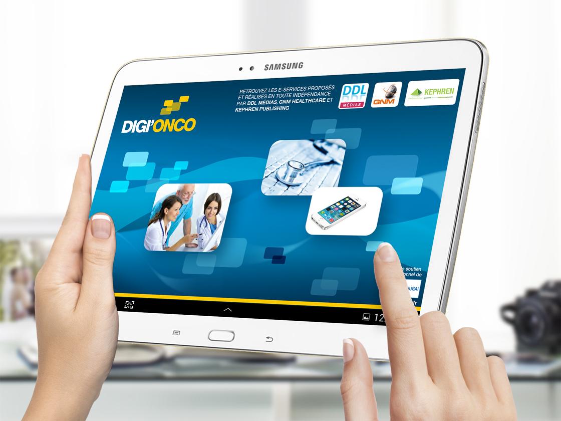 Application santé DigiOnco