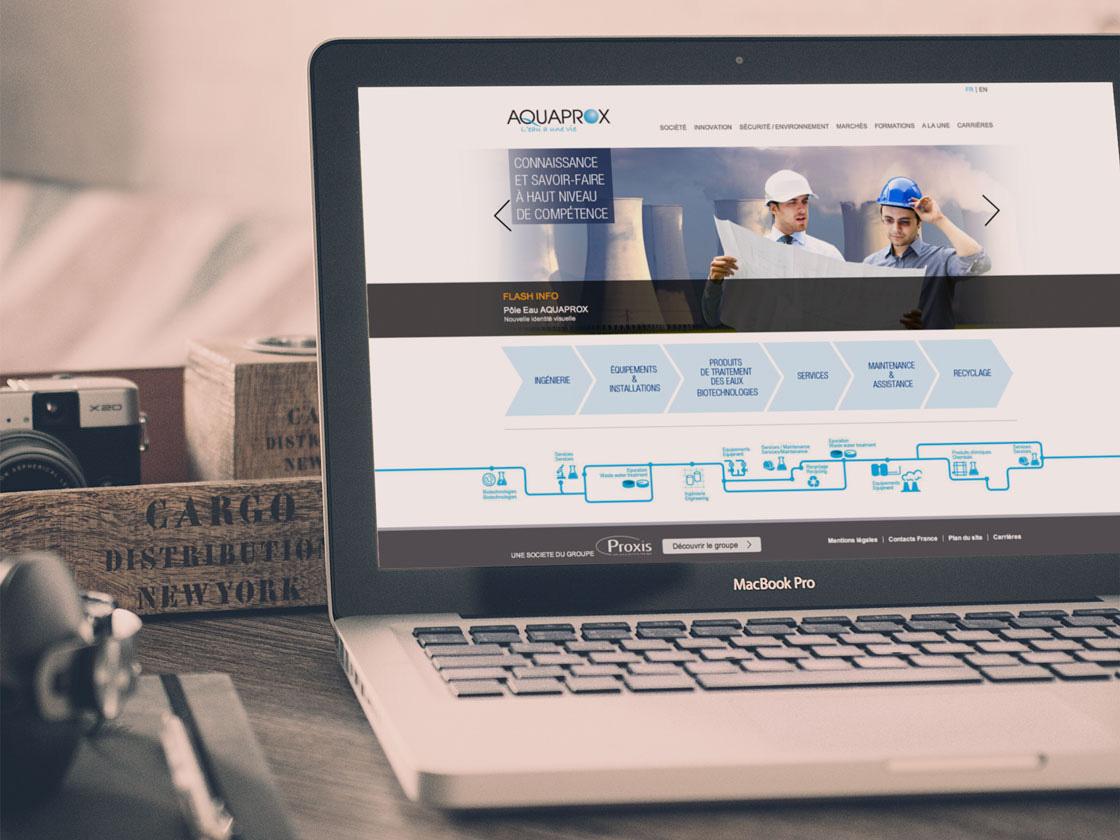 Projet de développement des Sites Proxis