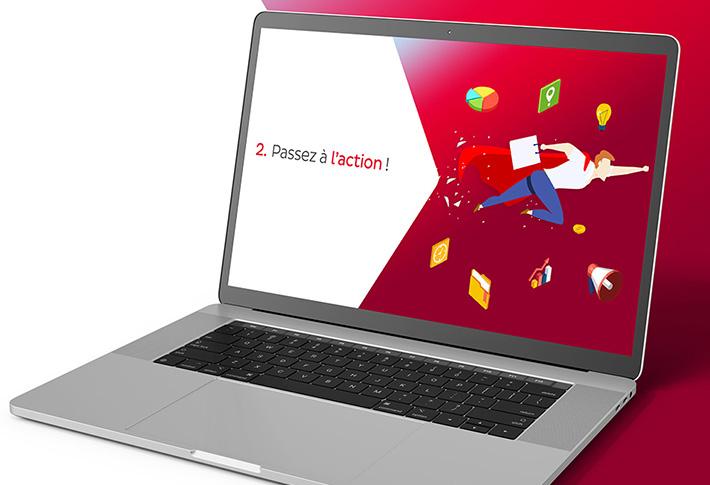 Exemple présentation PowerPoint PickUp